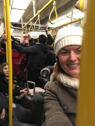 Navigating the Tube
